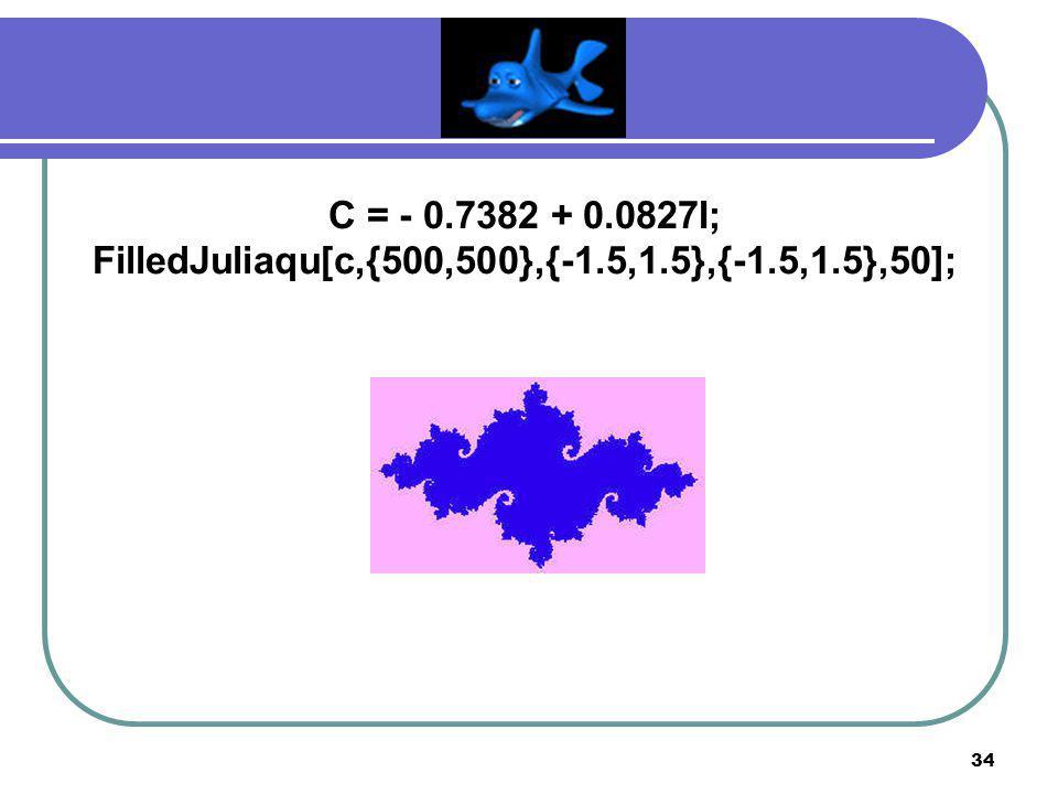 FilledJuliaqu[c,{500,500},{-1.5,1.5},{-1.5,1.5},50];